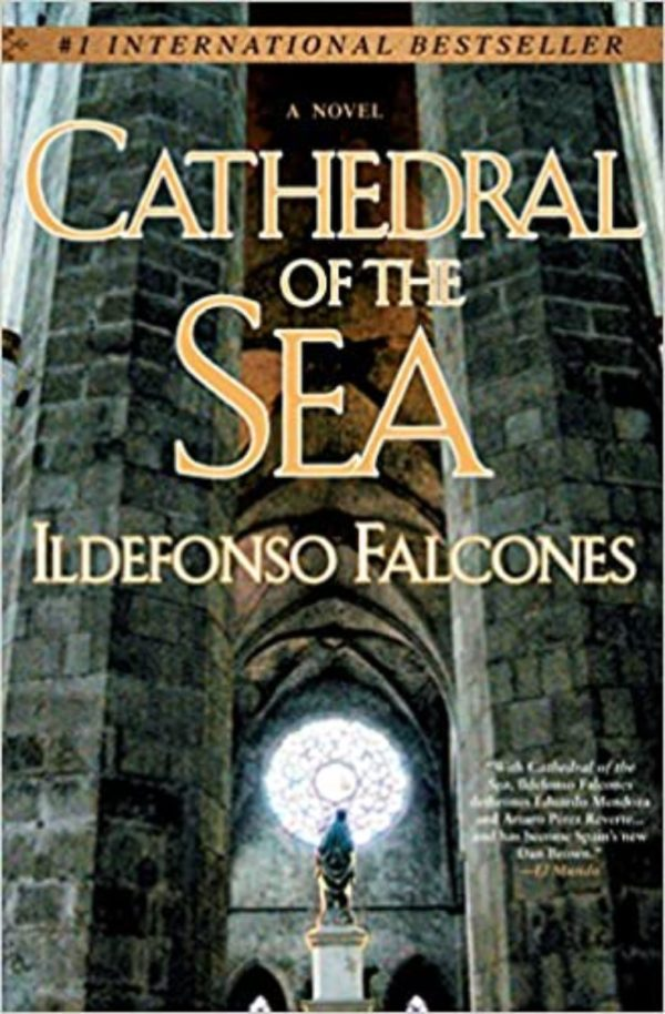 cathedral of the sea | ildefonso falcones | travel books | travel | the man in the front seat | bwd vacations