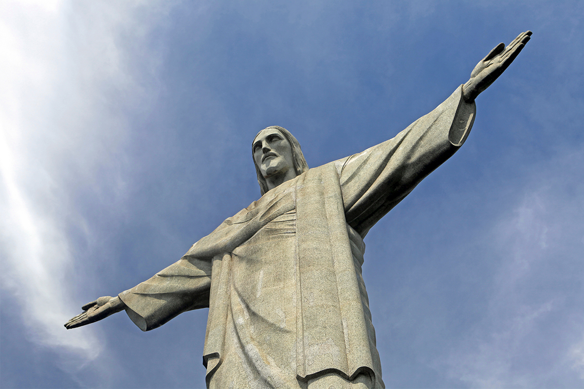 corcovado   brazil   christ the redeemer   south america   bwd vacations