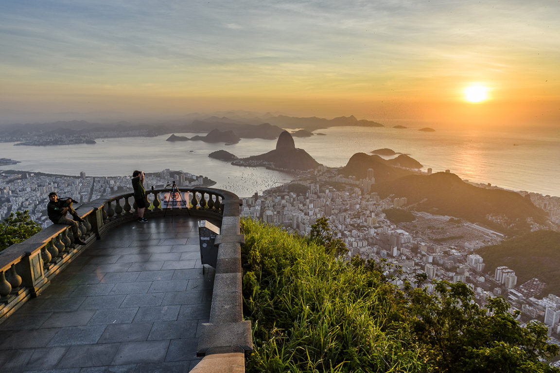corcovado   brazil   guanabara   christ the redeemer   sugarloaf   south america   bwd vacations