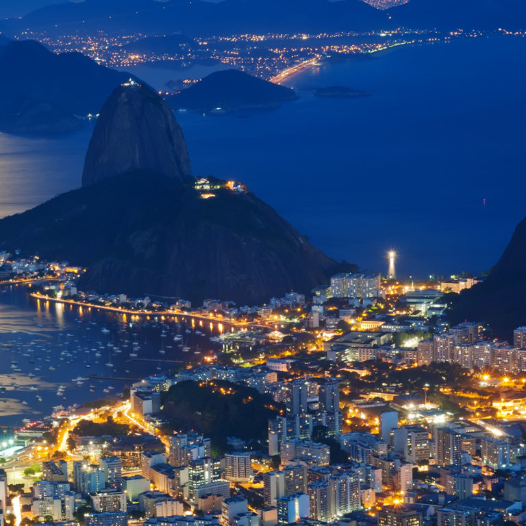corcovado   brazil   christ the redeemer   sugarloaf   tijuca forest   south america   bwd vacations