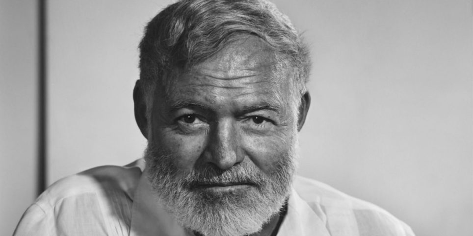ernest hemingway | american author | travel books | travel | the man in the front seat | bwd vacations