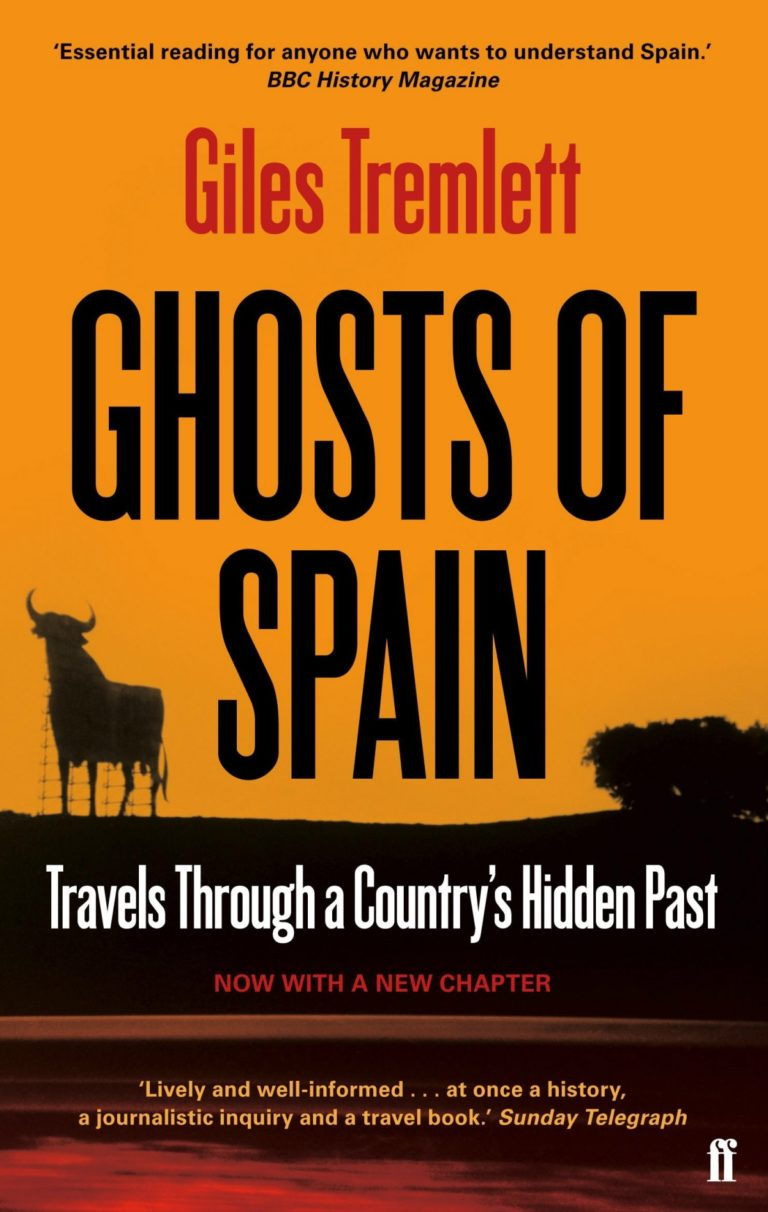 ghosts of spain | giles tremlett | travel books | travel | the man in the front seat | bwd vacations