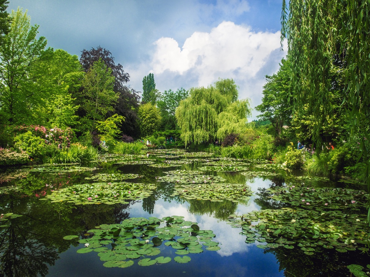 Giverny, France: Monet's Gardens & Water Lilies