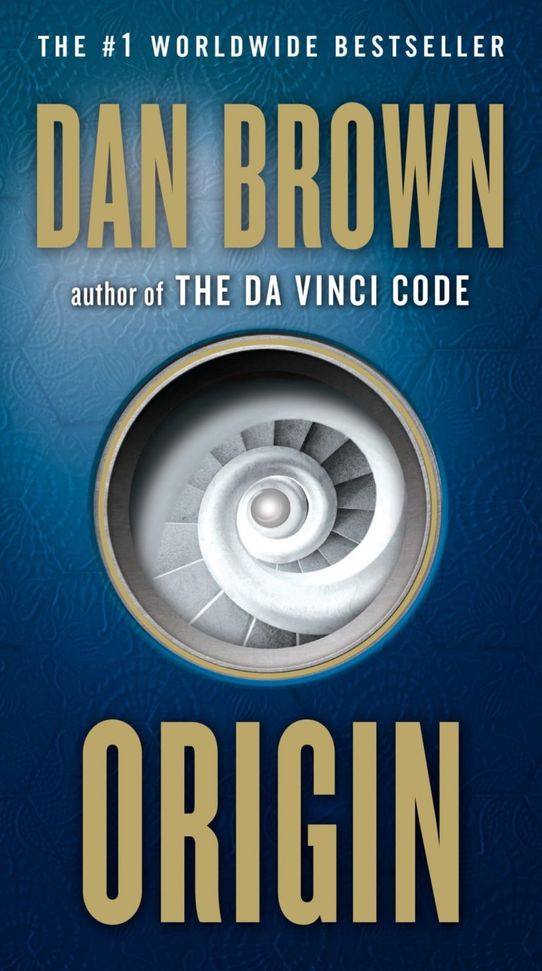 Origin | Dan Brown | travel books | travel | the man in the front seat | bwd vacations