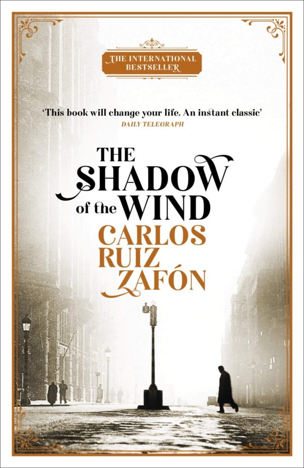 the shadow of the wind | carlos ruiz zafon | spain | travel books | travel | the man in the front seat | bwd vacations