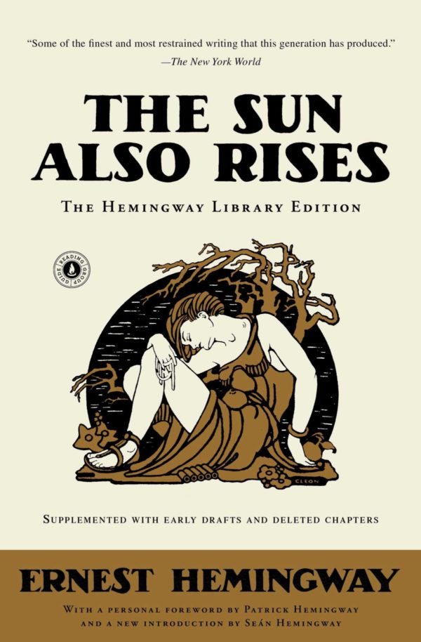 the sun also rises | ernest hemingway | travel books | travel | the man in the front seat | bwd vacations