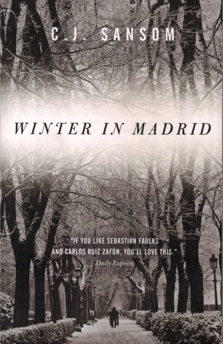 winter in madrid | c j sansom | travel books | travel | the man in the front seat | bwd vacations