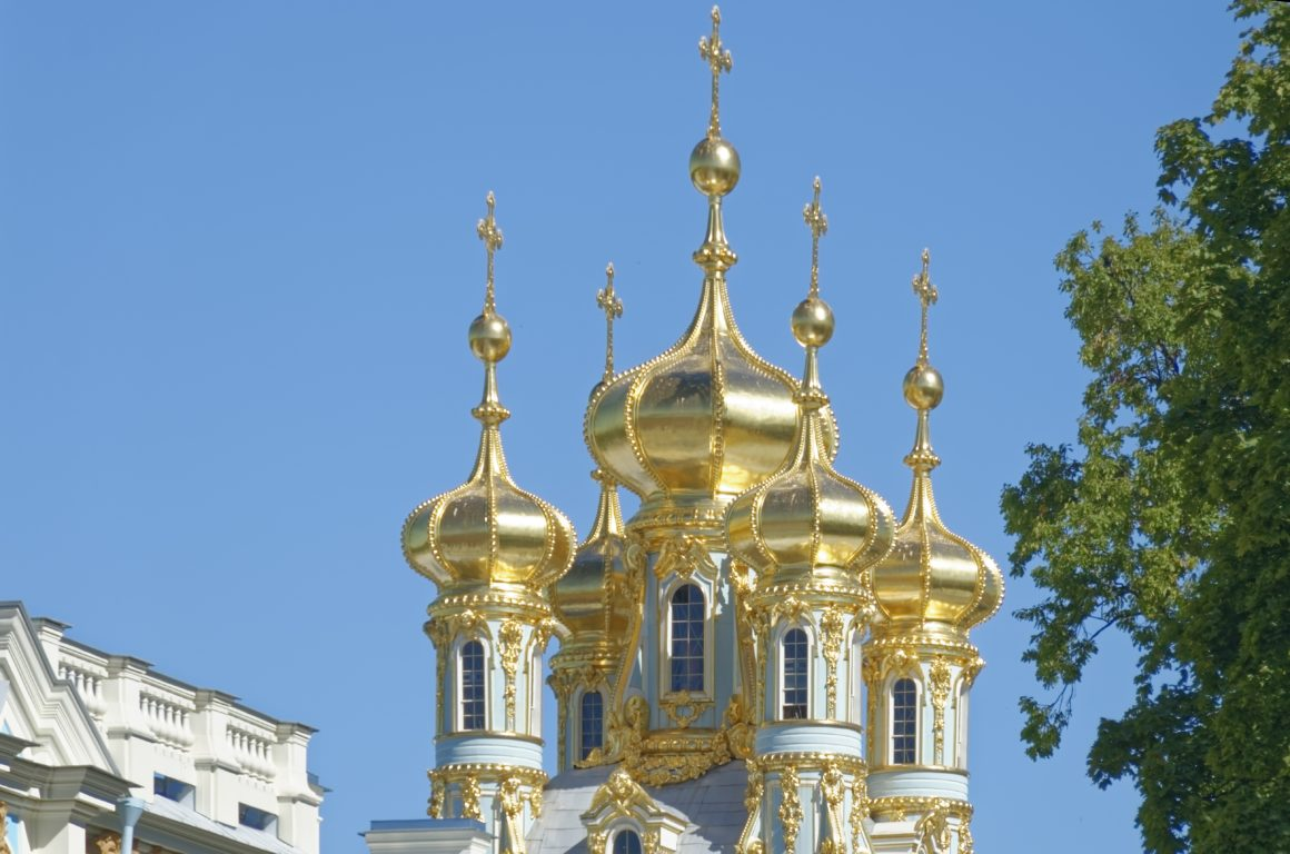 catherine palace   pushkin   tsarskoye selo   russia   gold   the man in the front seat   bwd vacations